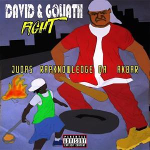 David & Goliath Fight