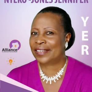Jenifer Nyeko Jones