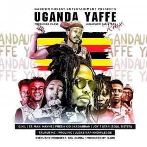 Uganda Yaffe