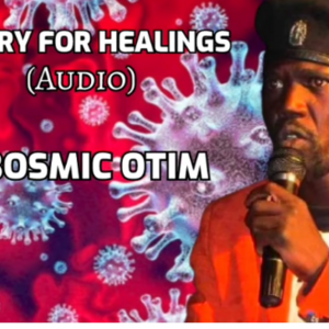 Cry For Healings